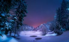 Snow Night Wallpapers Desktop Is Cool Wallpapers