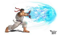 Street Fighter Ryu Hadouken Wallpapers Hd Is Cool Wallpapers
