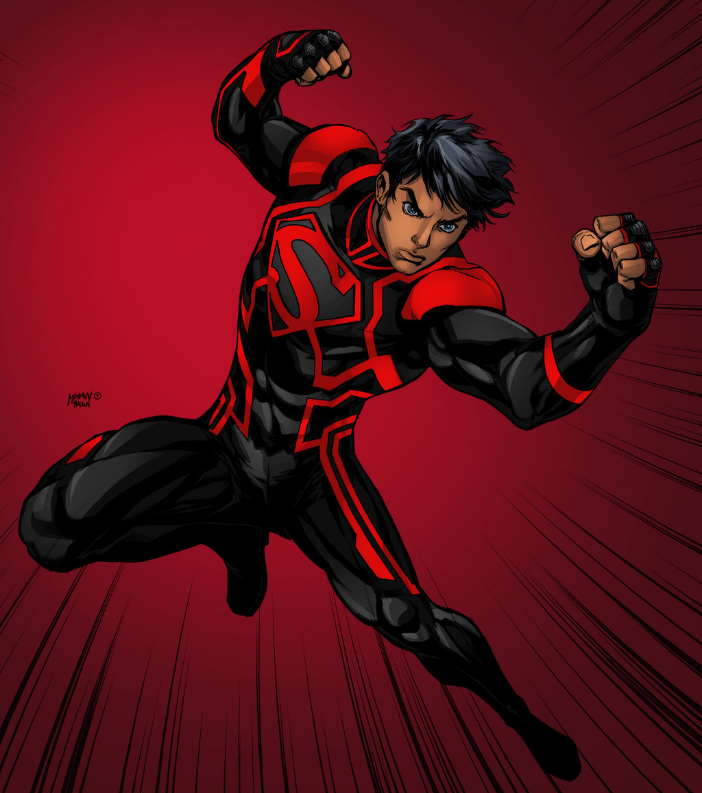Superboy New 52 Wallpaper Free Is Cool Wallpapers