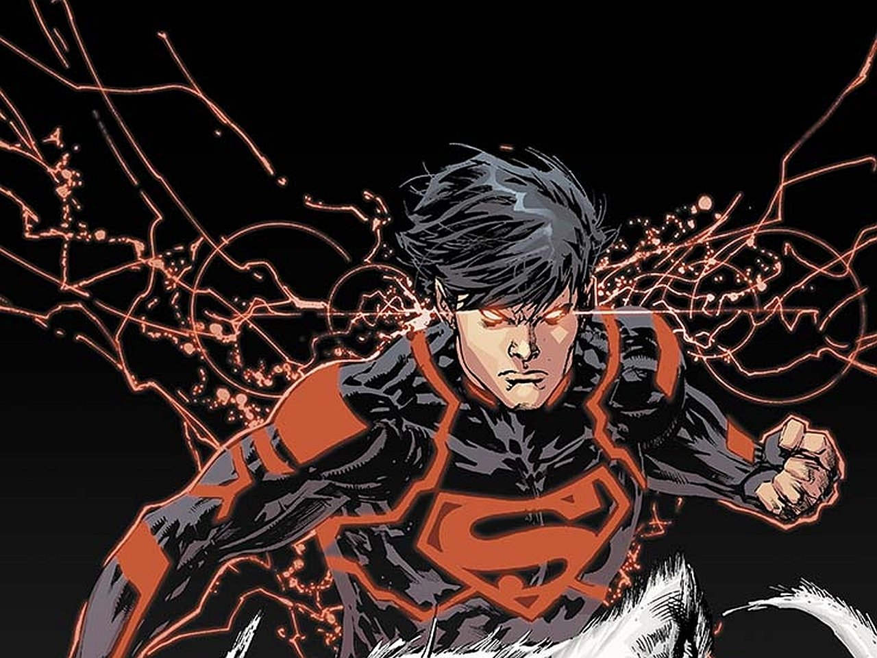 Superboy New 52 Wallpapers Free Is Cool Wallpapers