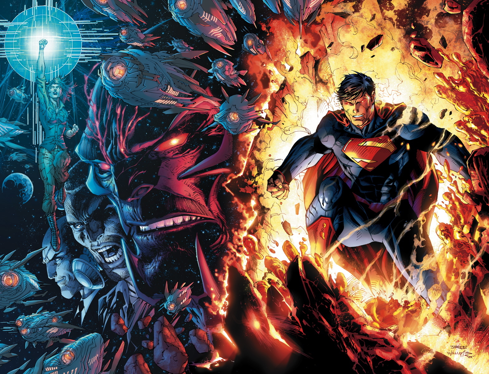Superman New 52 Wallpaper Free Is Cool Wallpapers