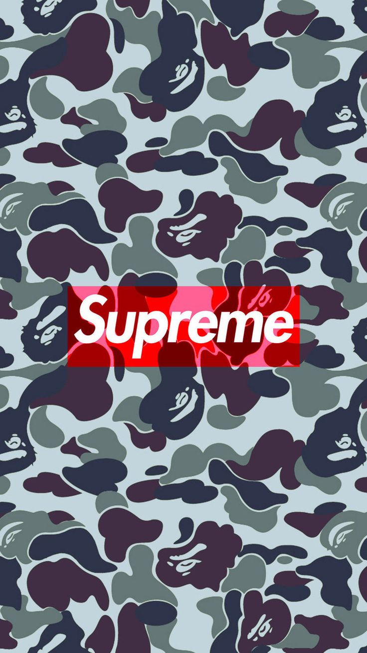 Supreme floral background