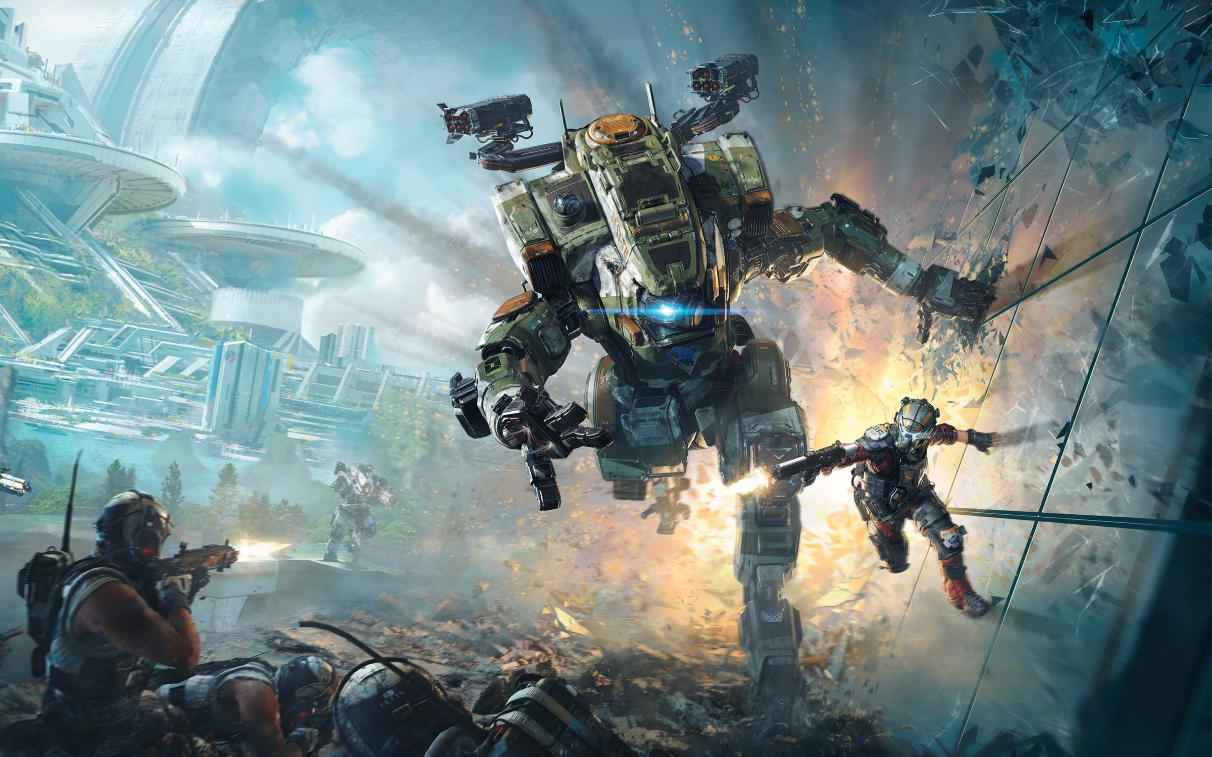 Titanfall 2 Wallpapers Picture Is Cool Wallpapers