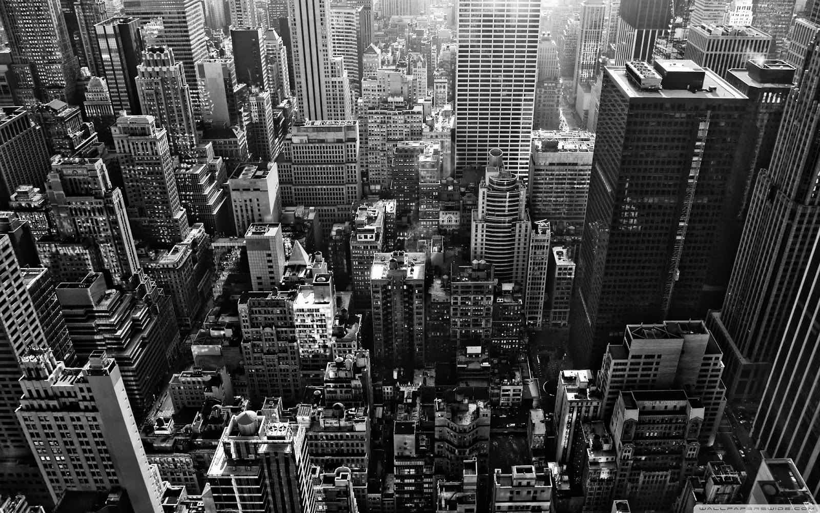 Toronto Black And White Wallpaper Photo Is Cool Wallpapers