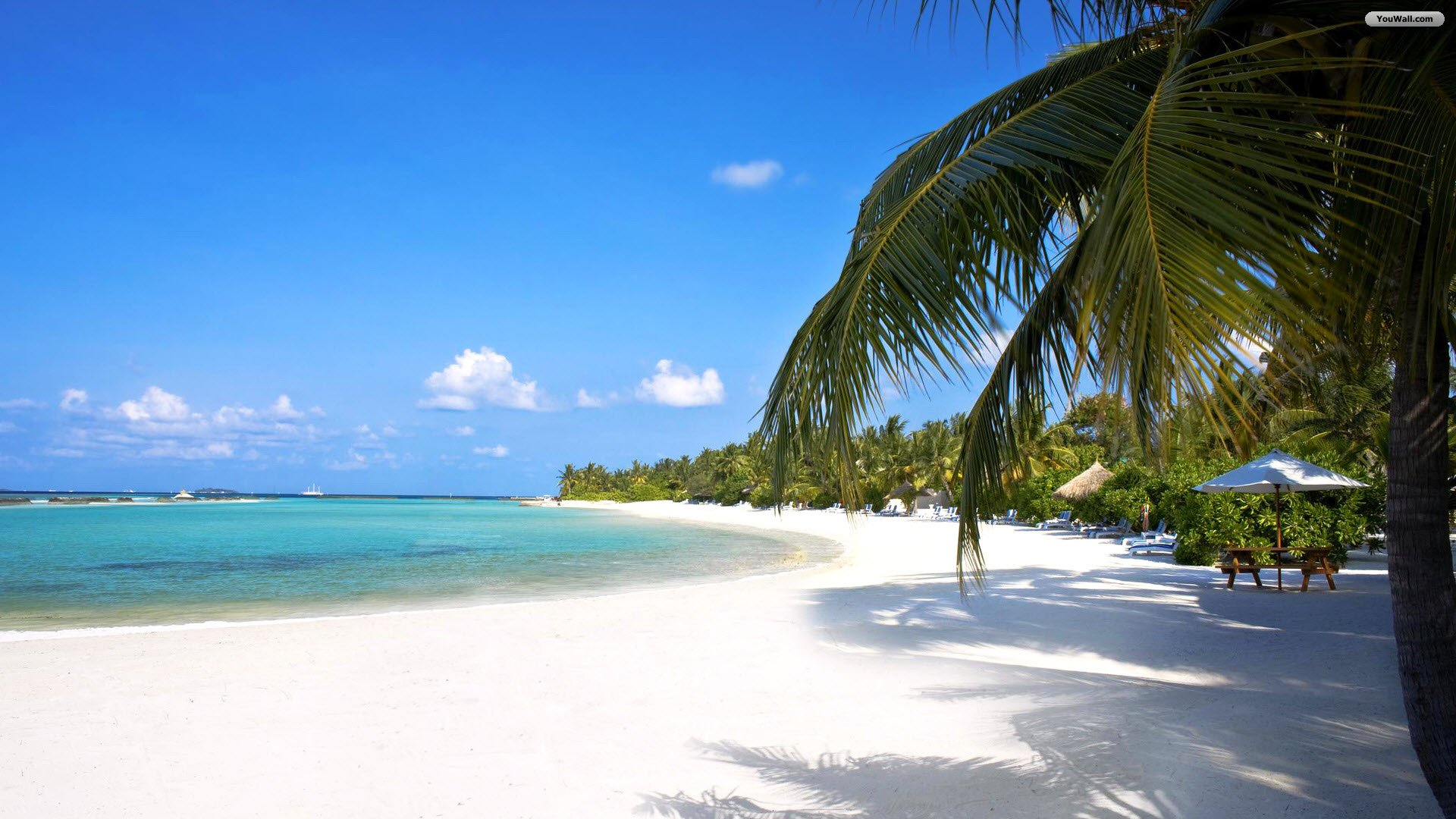 Tropical Beach Wallpaper High Resolution Is Cool Wallpapers