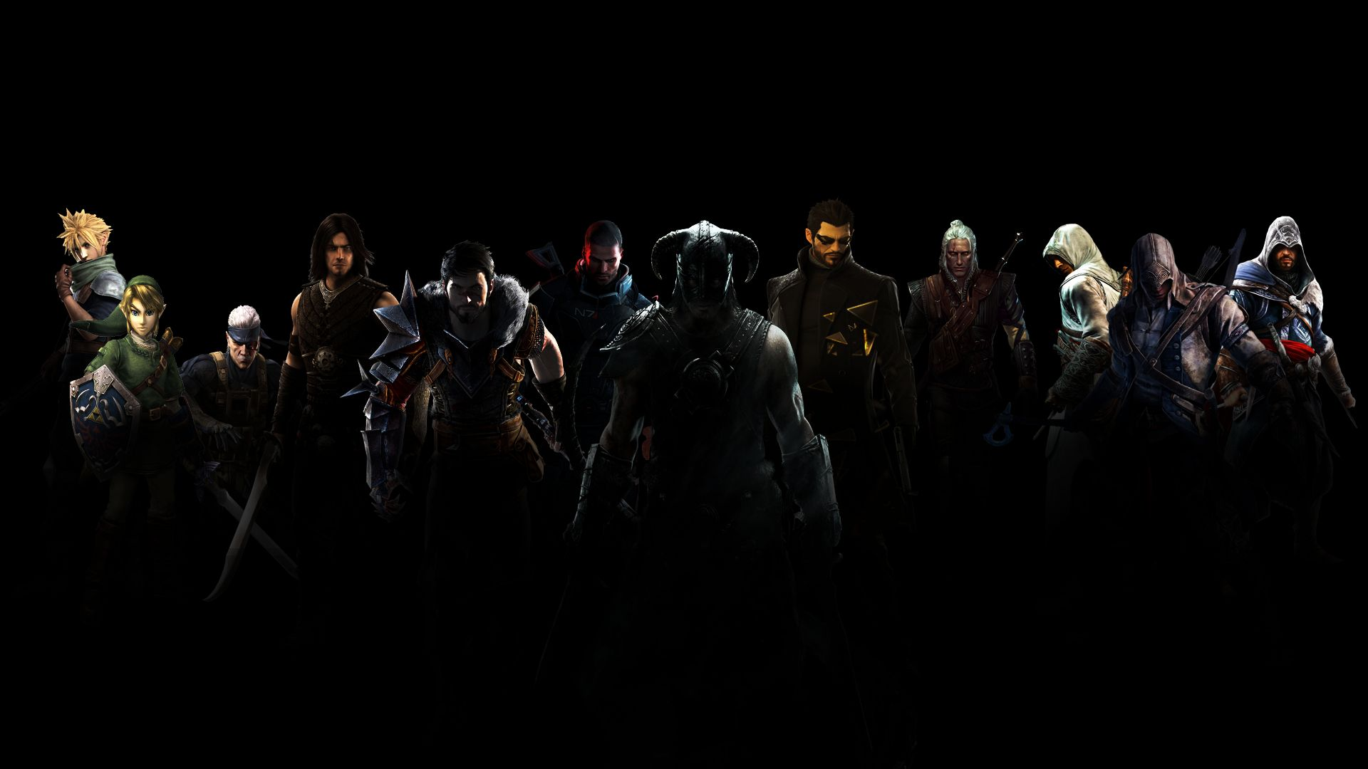 Video Game Characters Wallpapers High Definition Is Cool Wallpapers