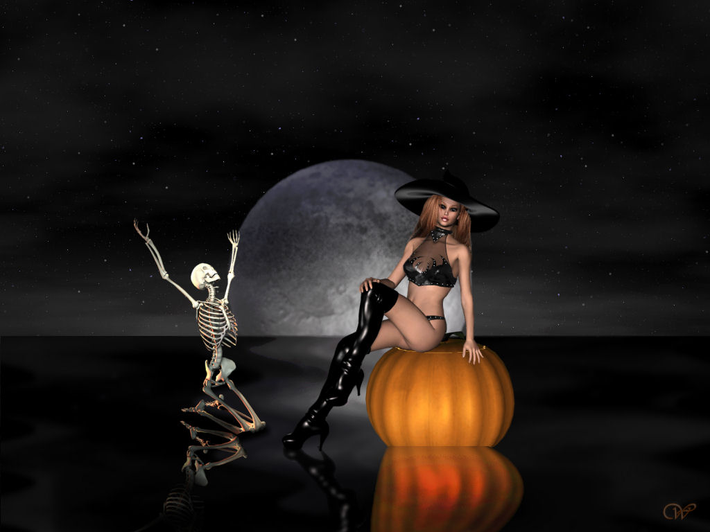 Vintage Halloween Witch Wallpapers Picture Is Cool Wallpapers