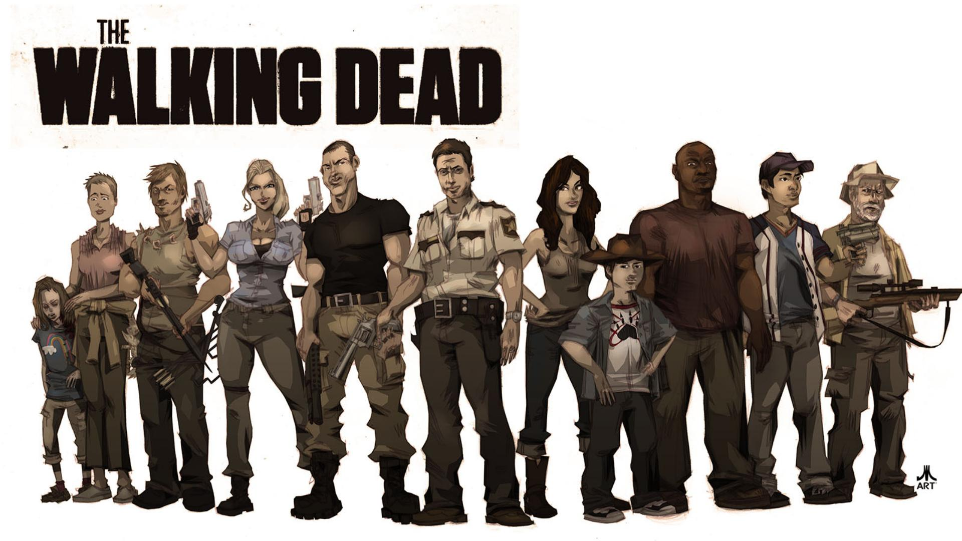 Walking Dead Wallpaper Is Cool Wallpapers