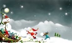 Winter Christmas Wallpaper Photo Is Cool Wallpapers