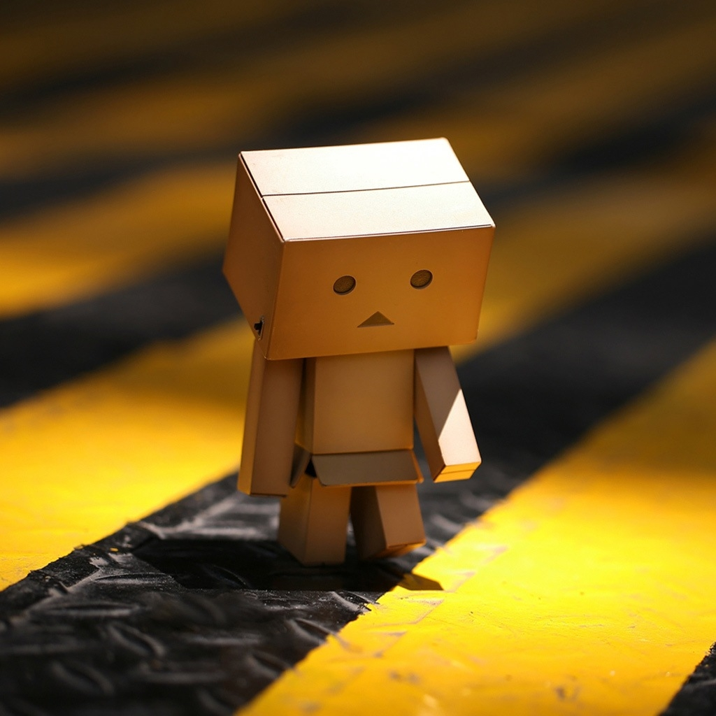 Cute Box Robot Backgrounds Is Cool Wallpapers