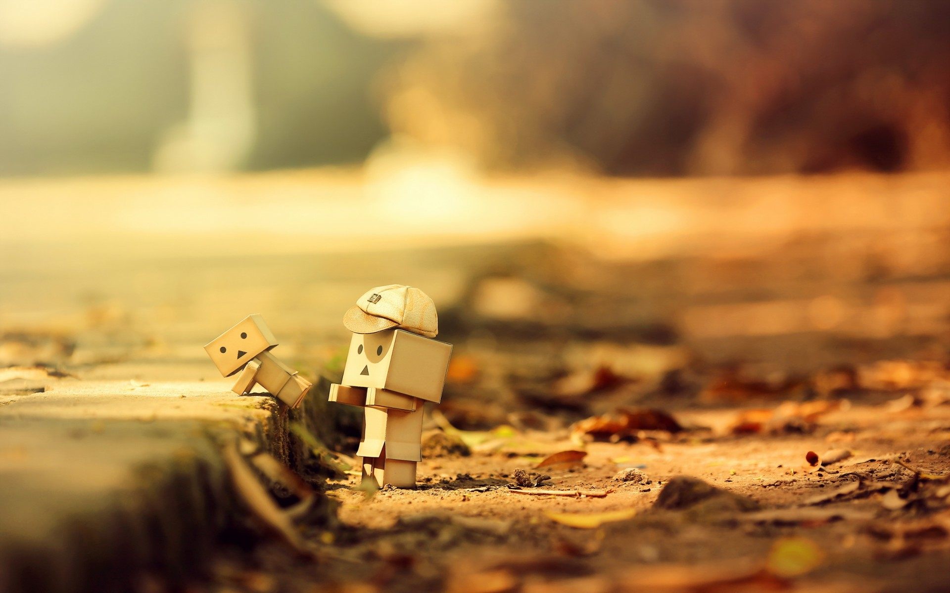 Cute Box Robot Wallpaper Background Is Cool Wallpapers