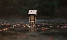 Cute Box Robot Wallpaper Widescreen Is Cool Wallpapers