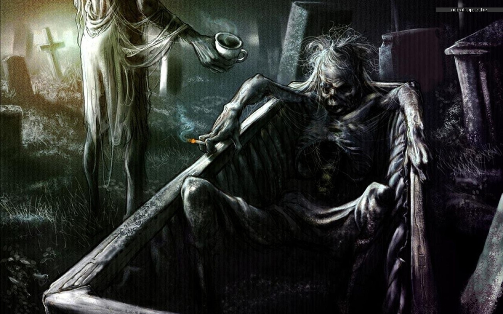 Dark Horror Wallpapers Widescreen Is Cool Wallpapers