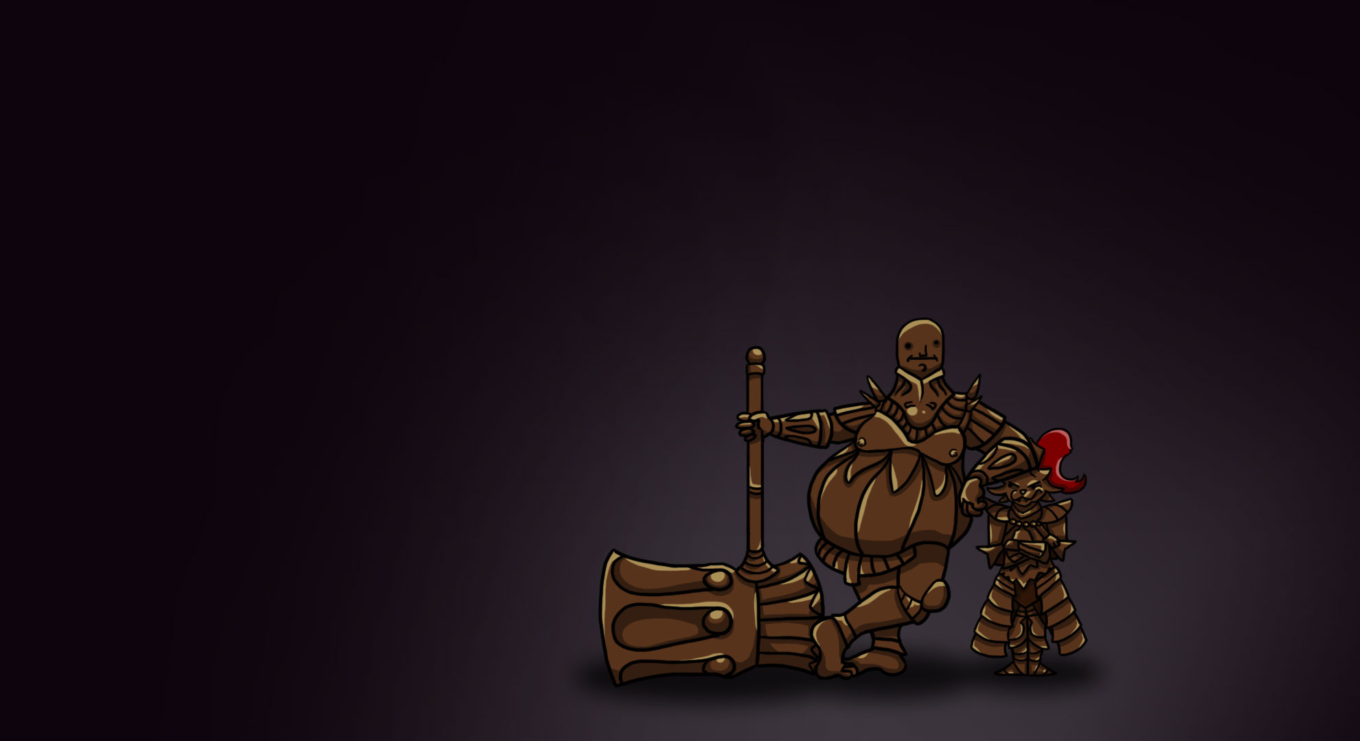 Dark Souls Ornstein And Smough Wallpapers High Quality Is Cool Wallpapers