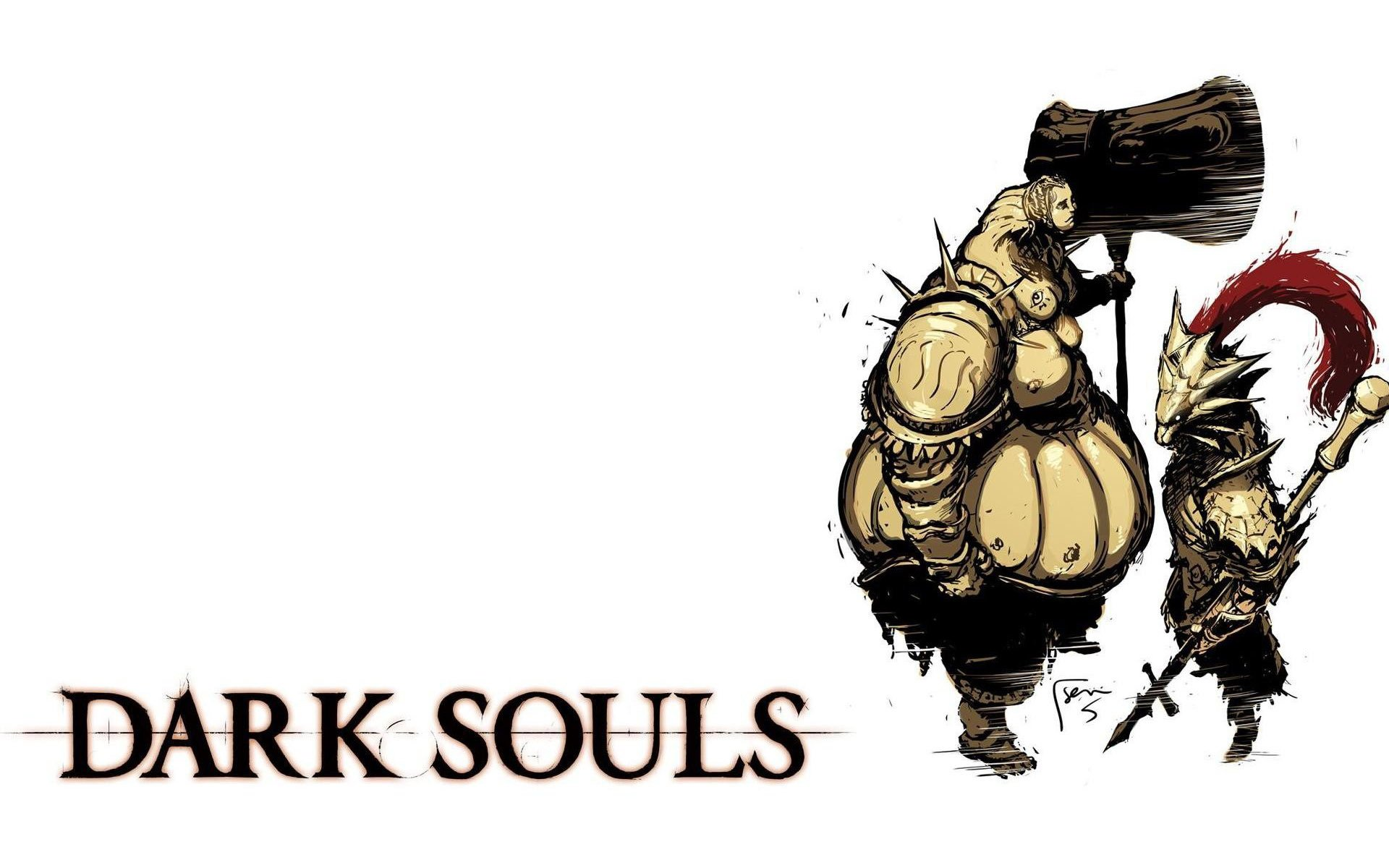 Dark Souls Ornstein And Smough Wallpapers Images Is Cool Wallpapers