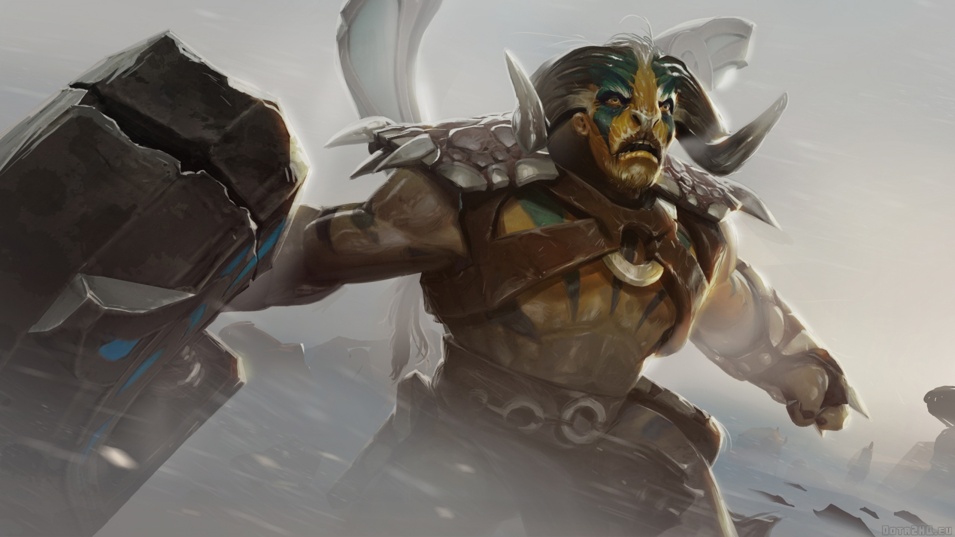 Dota 2 Elder Titan Wallpapers Wide Is Cool Wallpapers