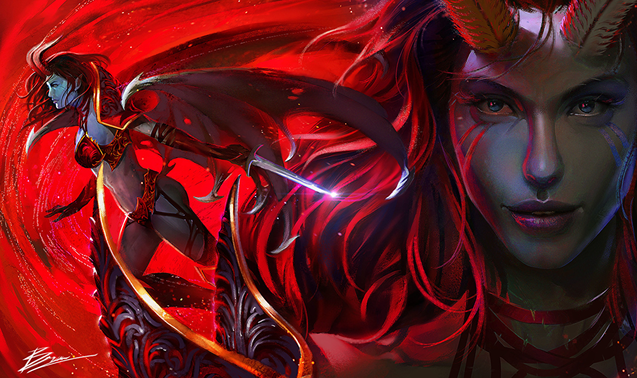 Dota 2 Queen Of Pain Wallpaper Photo Is Cool Wallpapers
