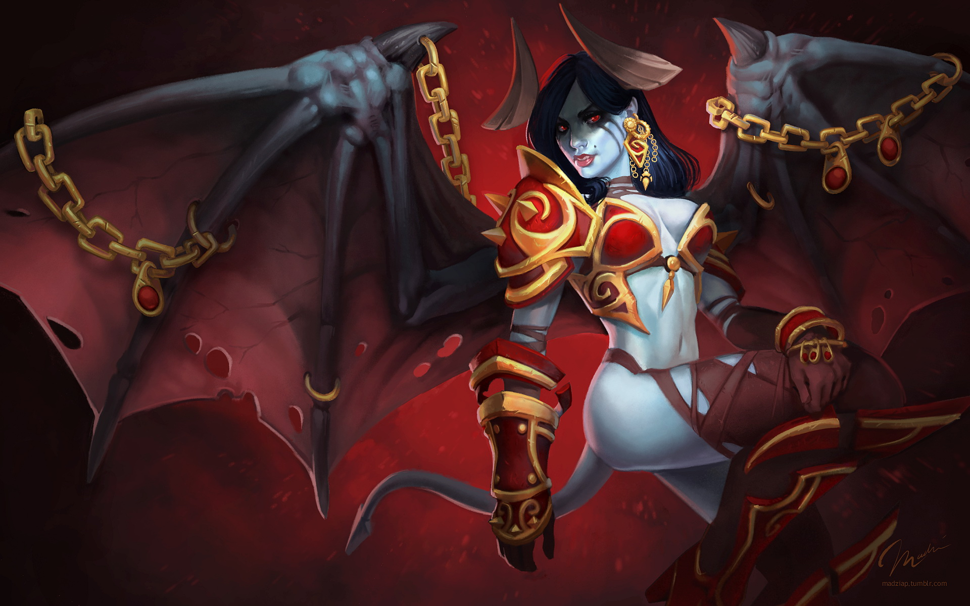 Dota 2 Queen Of Pain Wallpapers High Resolution Is Cool Wallpapers