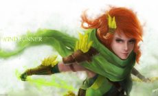 Dota 2 Windrunner Wallpaper High Quality Is Cool Wallpapers