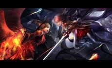 Epic Anime Fighting Wallpaper Wide Is Cool Wallpapers