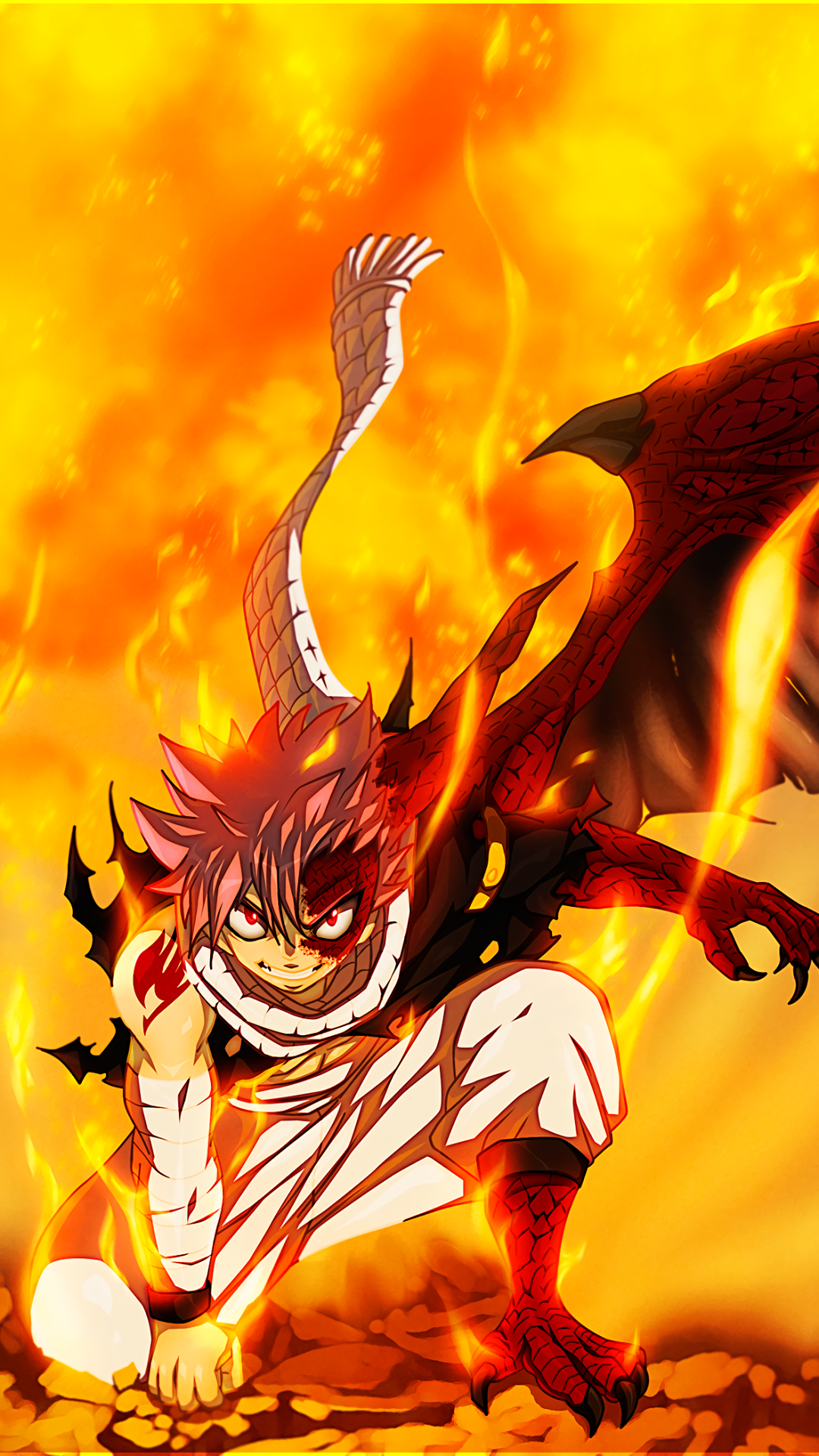 Fairy Tail Natsu Dragon Wallpaper Desktop Background Is Cool Wallpapers