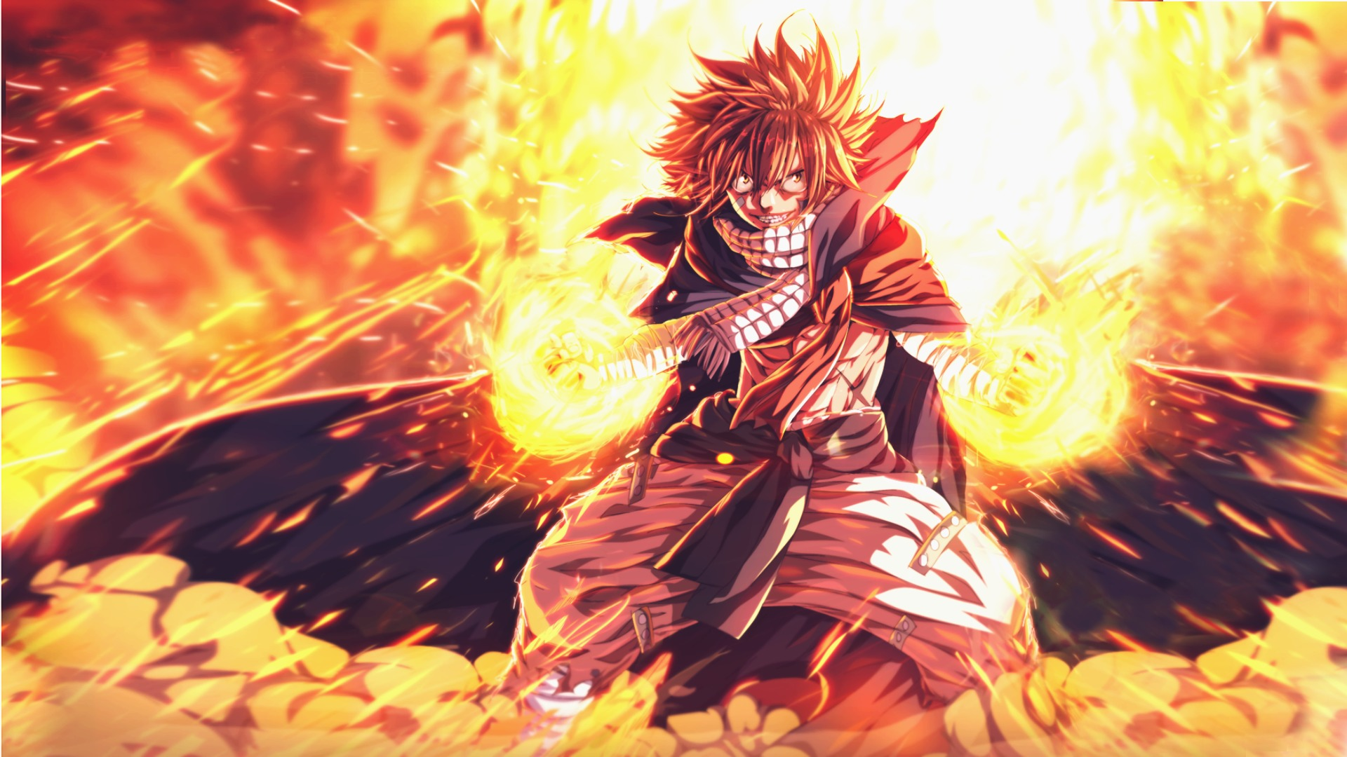 Fairy Tail Natsu Wallpapers Background Is Cool Wallpapers