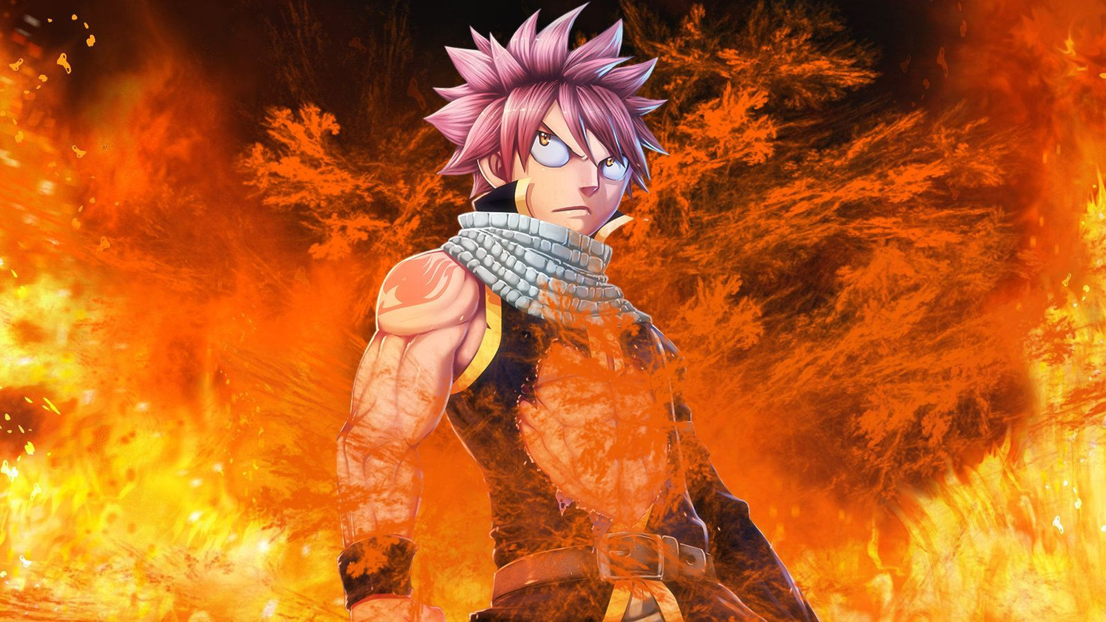 Fairy Tail Natsu Wallpapers For Iphone Anime Hd Wallpaper
