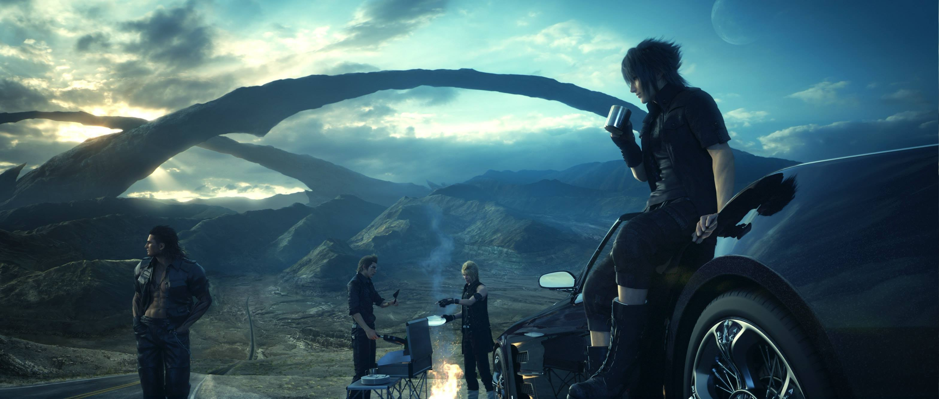 Final Fantasy 15 Noctis Wallpaper High Quality Resolution Is Cool Wallpapers