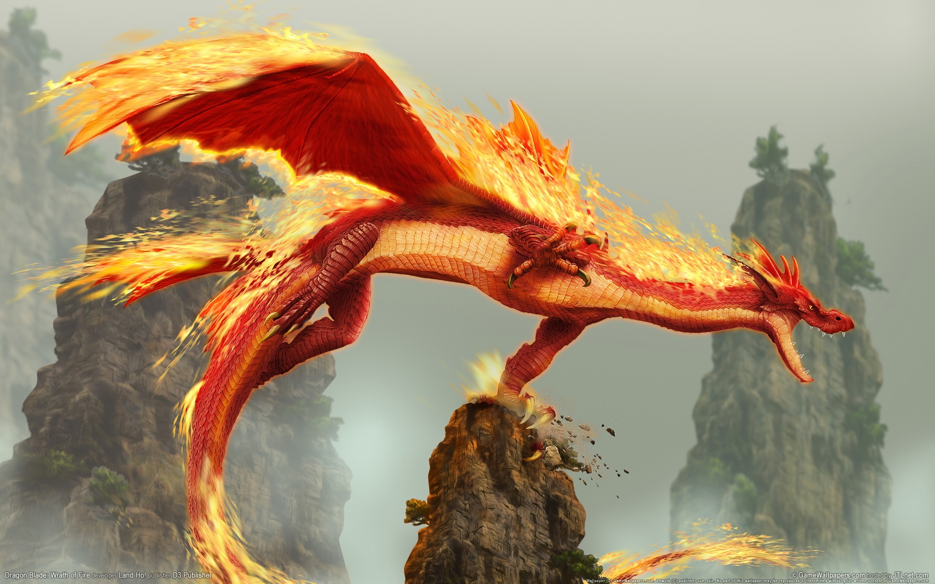 Fire Dragon S 3d Wallpapers Free Is Cool Wallpapers