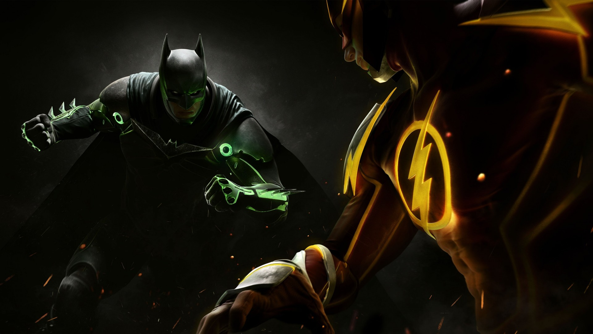 Flash Injustice Wallpaper Wide Is Cool Wallpapers