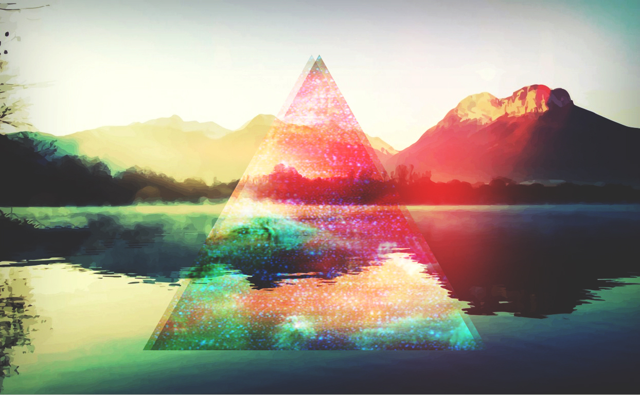 Galaxy Tumblr Triangle Wallpapers For Iphone Is Cool Wallpapers