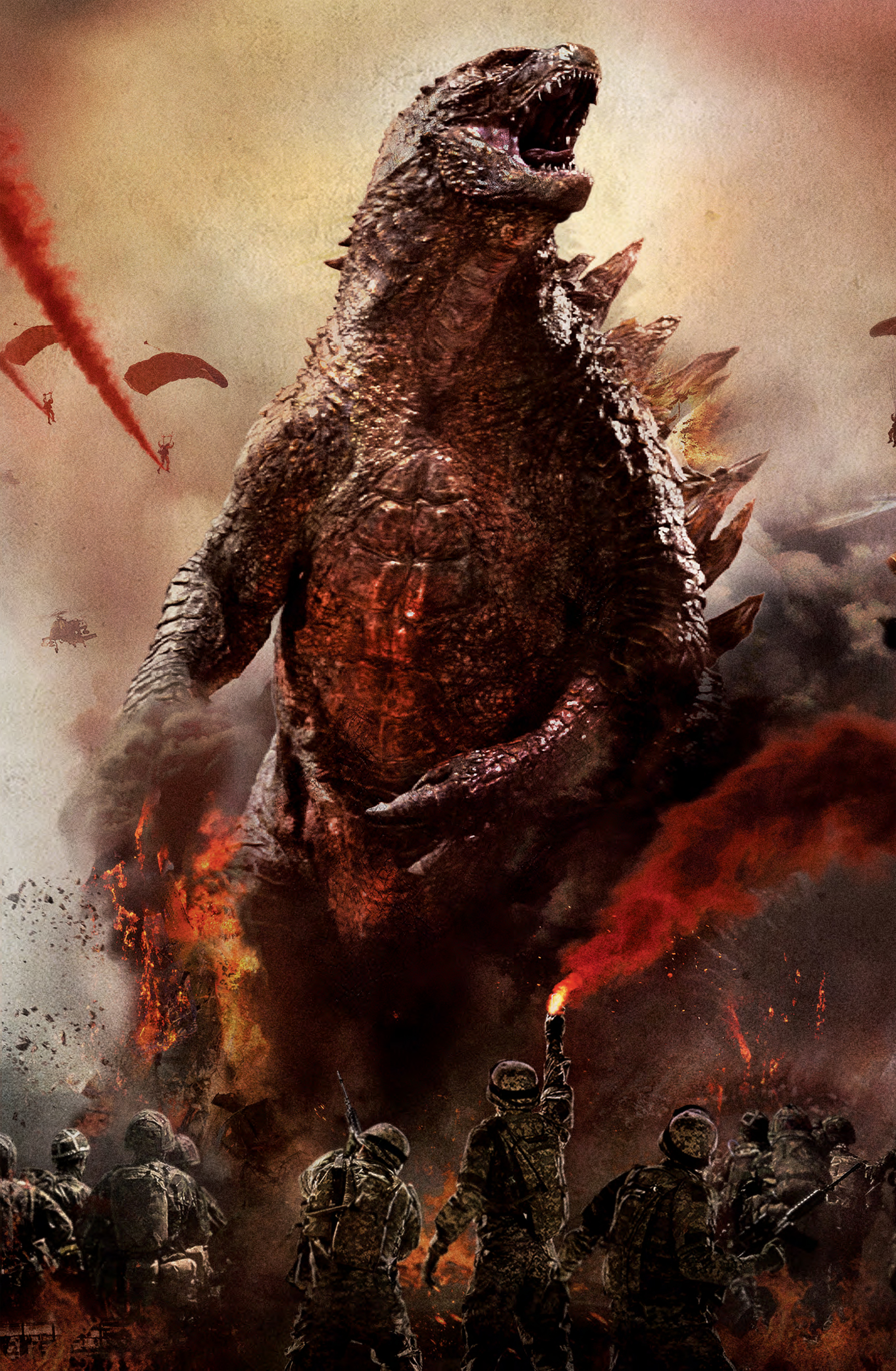 Godzilla 2014 Images Is Cool Wallpapers