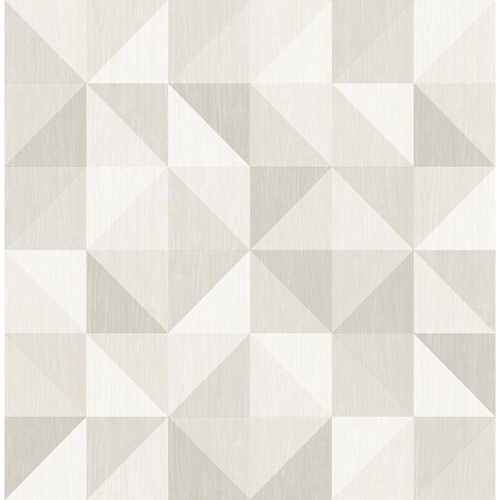 Grey And White Geometric Wallpaper High Resolution