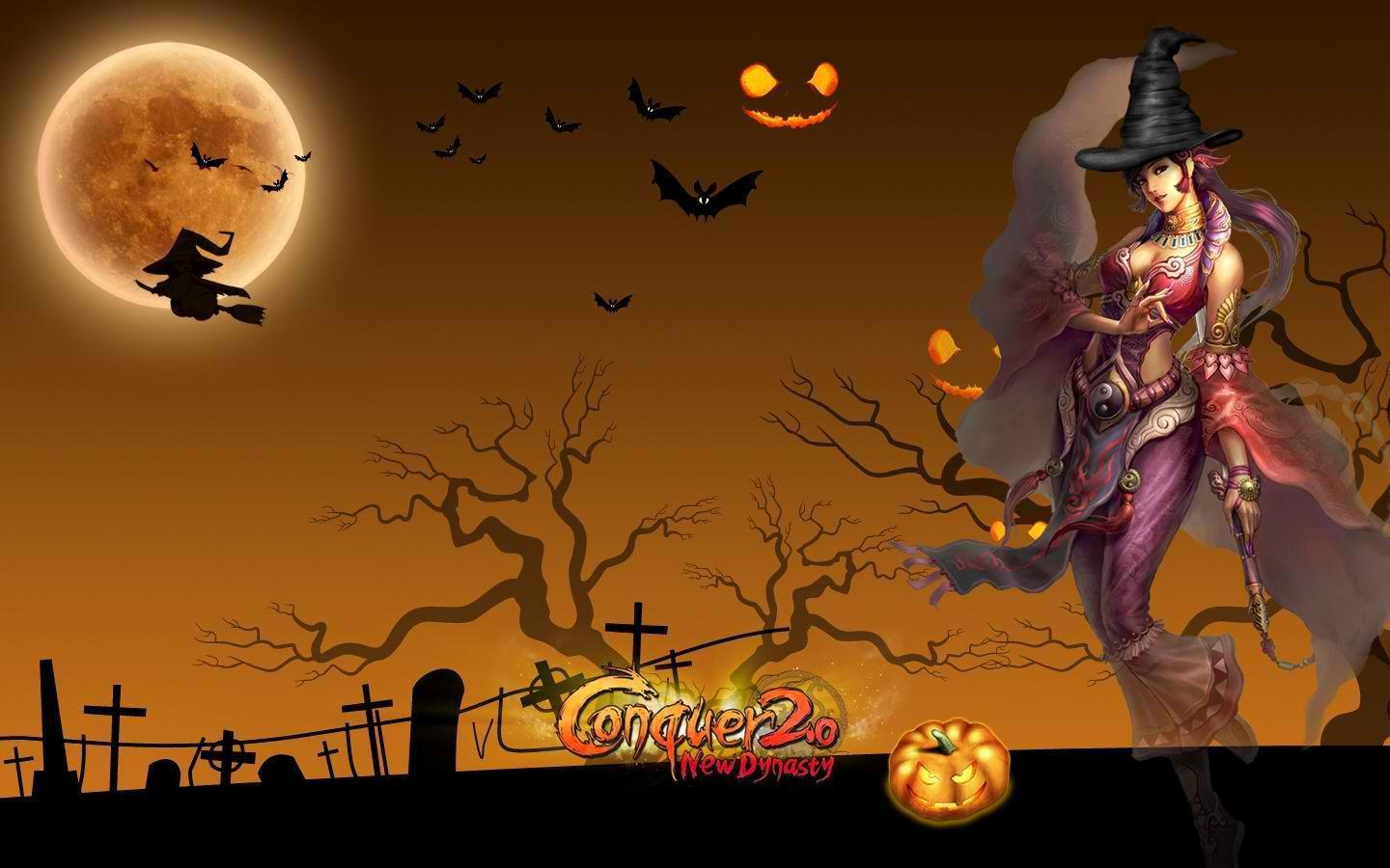 Halloween Witch Wallpaper High Resolution Is Cool Wallpapers