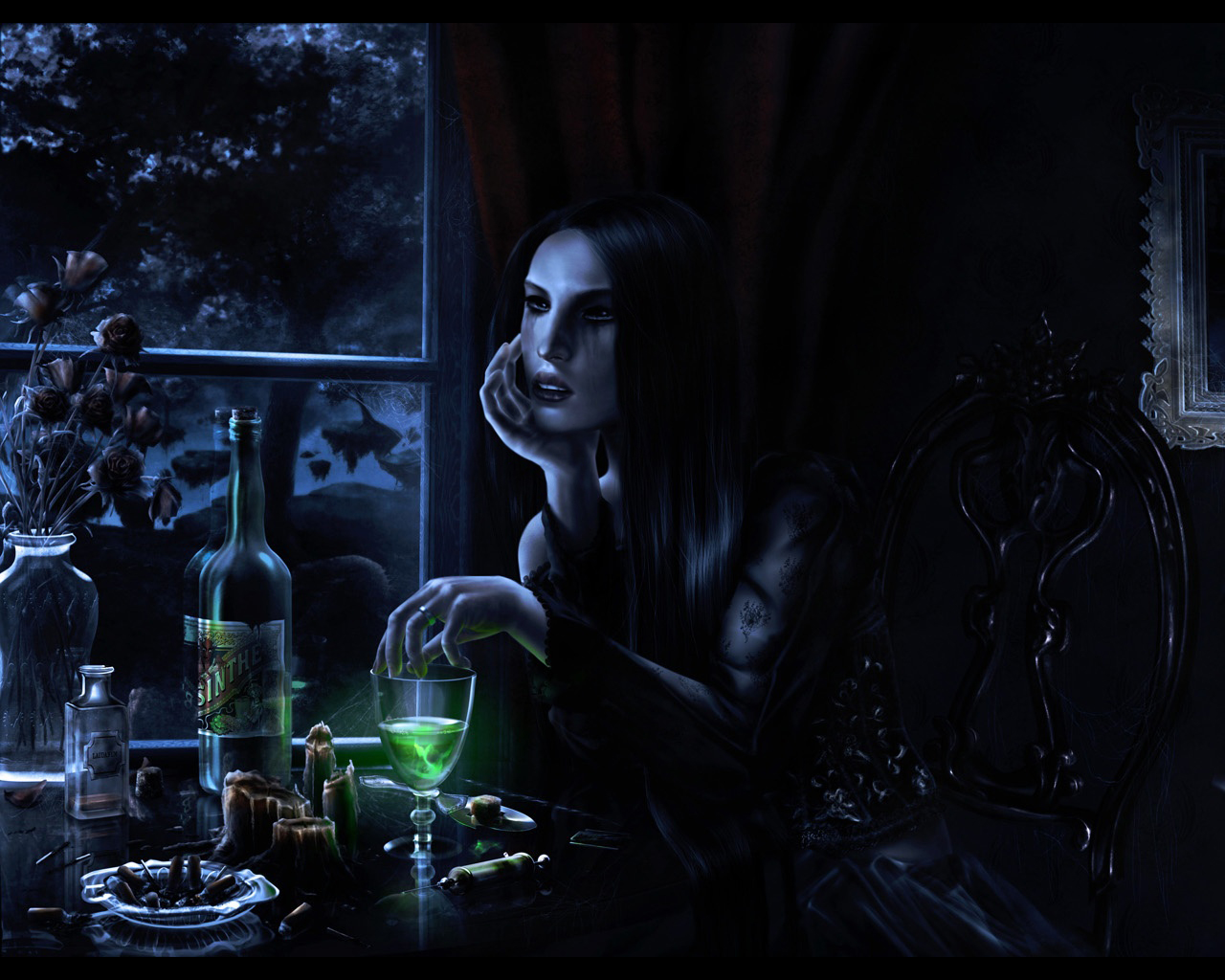 Halloween Witch Wallpapers Wide Is Cool Wallpapers