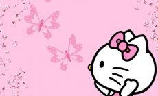 Hello Kitty Background Is Cool Wallpapers