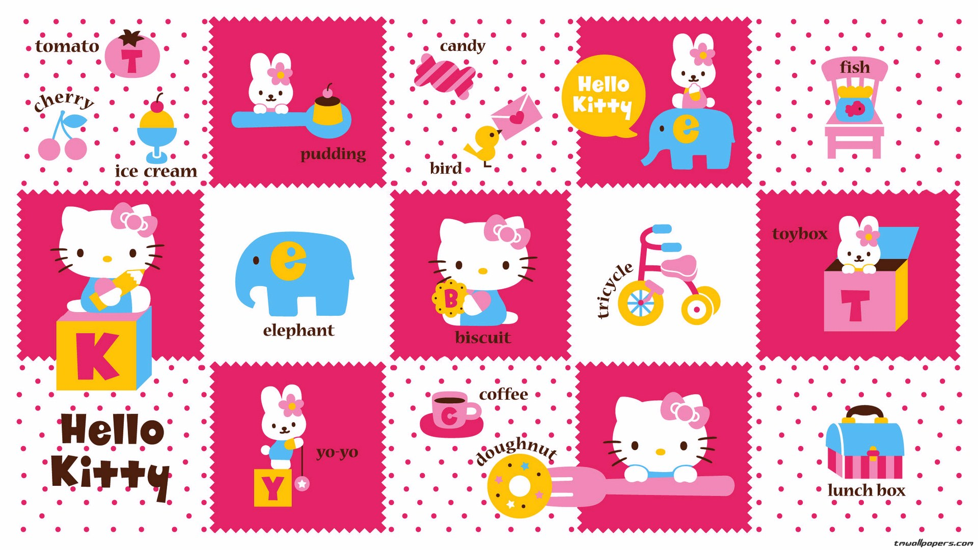 Hello Kitty Wallpaper Hd Resolution Other Hd Wallpaper