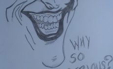 Joker Why So Serious Drawings Wallpaper Is Cool Wallpapers