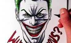 Joker Why So Serious Drawings Wallpaper Widescreen Is Cool Wallpapers