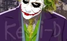 Joker Why So Serious Drawings Wallpapers Desktop Is Cool Wallpapers