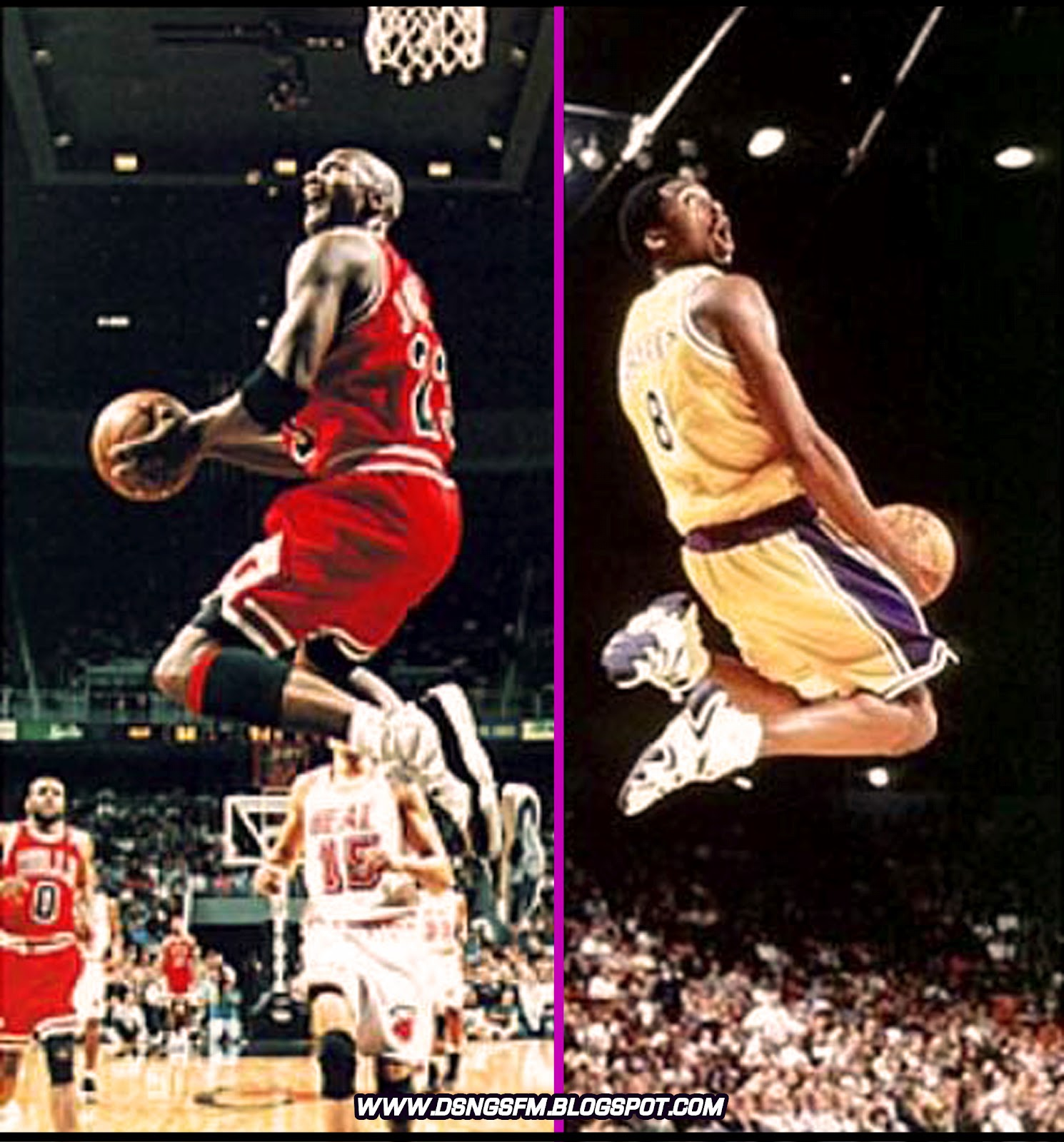 Kobe Bryant Dunk Wallpaper Background Is Cool Wallpapers