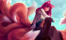League Of Legends Ahri Image Is Cool Wallpapers