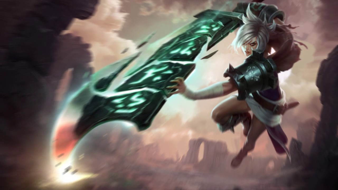 League Of Legends Championship Riven Wallpaper Photo Is Cool Wallpapers