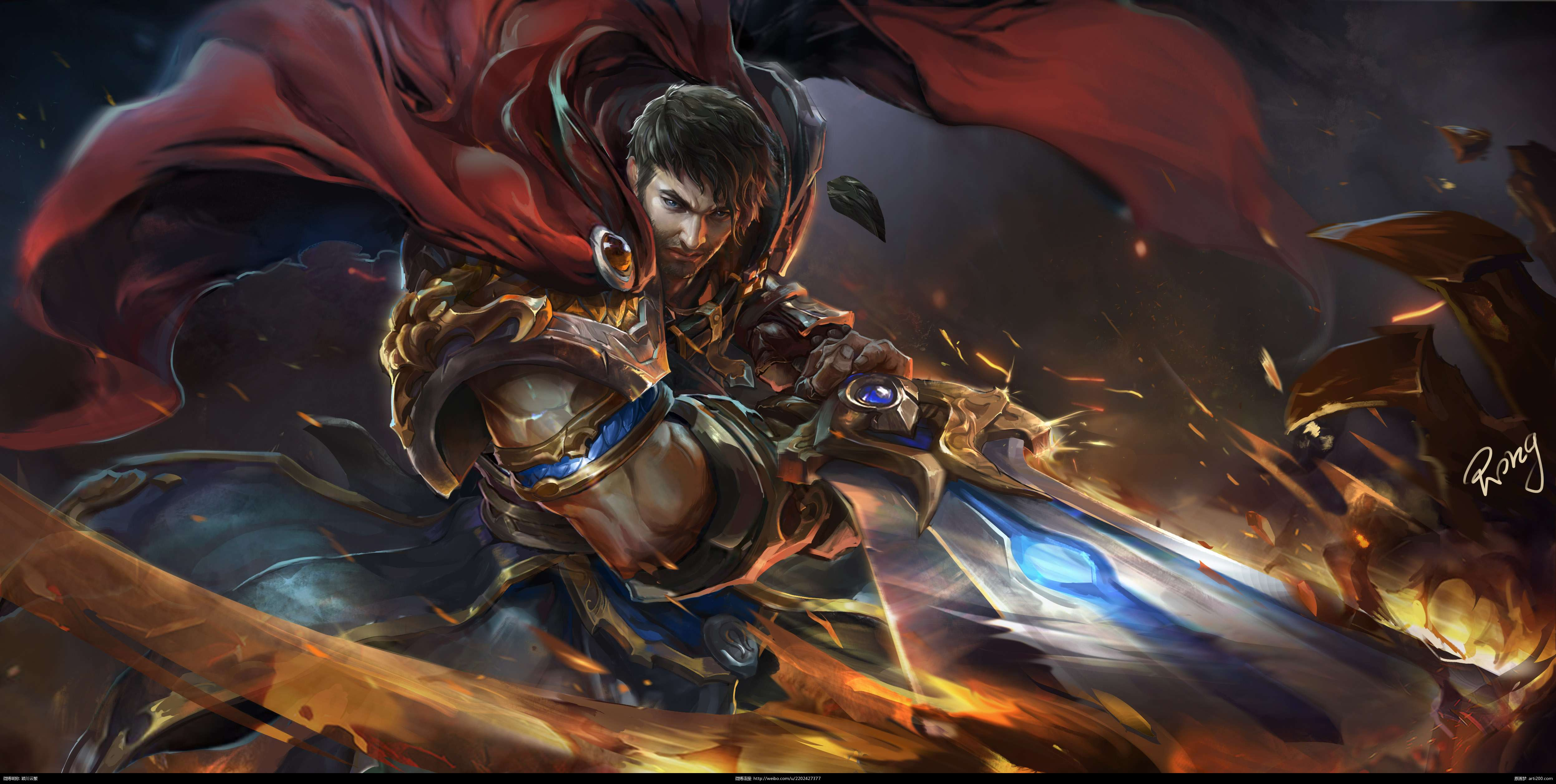 League Of Legends Garen Wallpaper For Android Is Cool Wallpapers