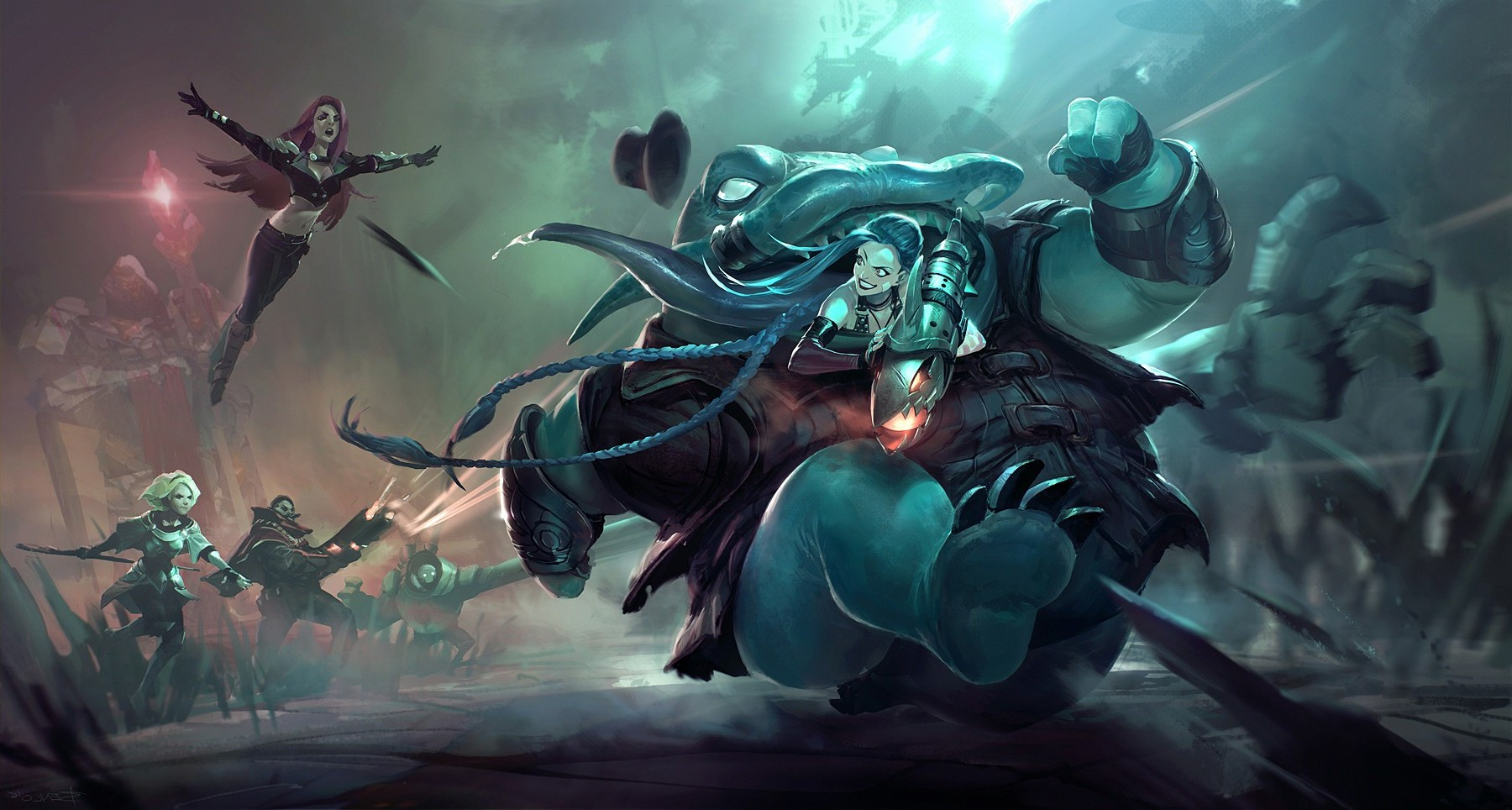 League Of Legends Graves Wallpaper Mobile Is Cool Wallpapers