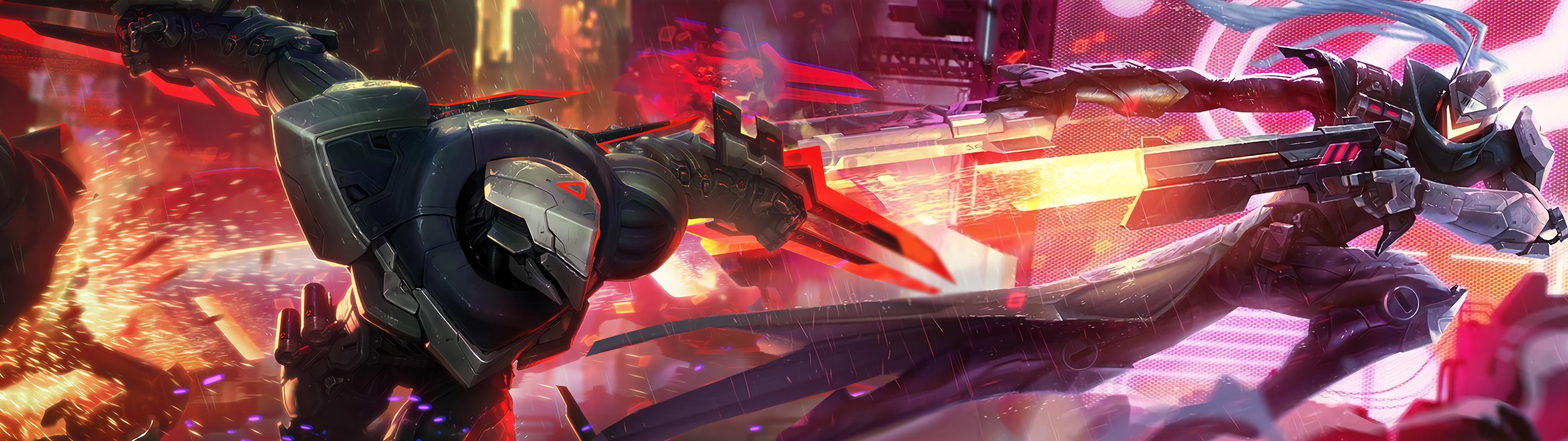 League Of Legends Project Zed Wallpapers Desktop Background Is Cool Wallpapers