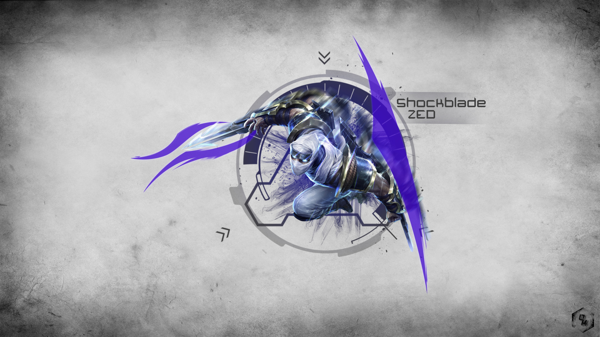 League Of Legends Shockblade Zed Wallpaper 1080p Is Cool Wallpapers