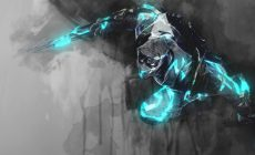 League Of Legends Shockblade Zed Wallpaper For Iphone Is Cool Wallpapers