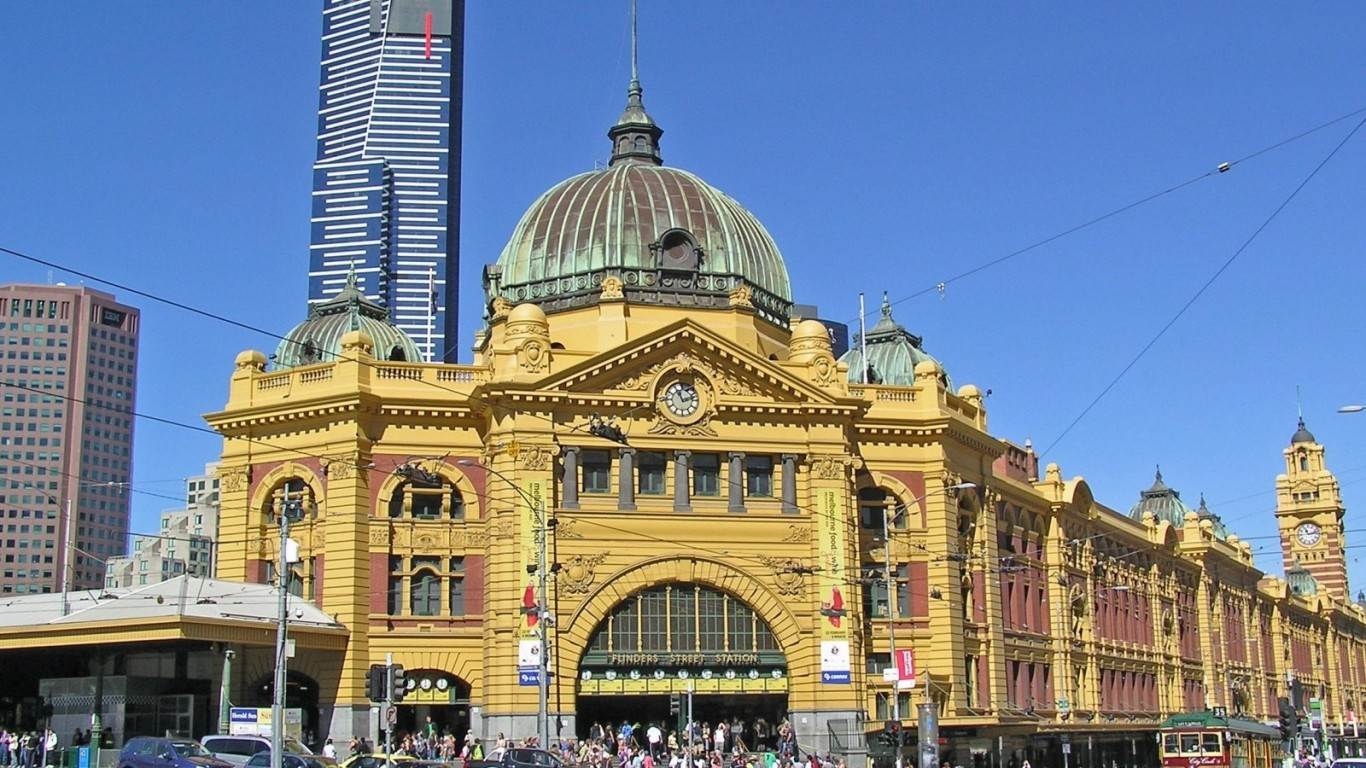 Melbourne Street Wallpaper 1080p Is Cool Wallpapers