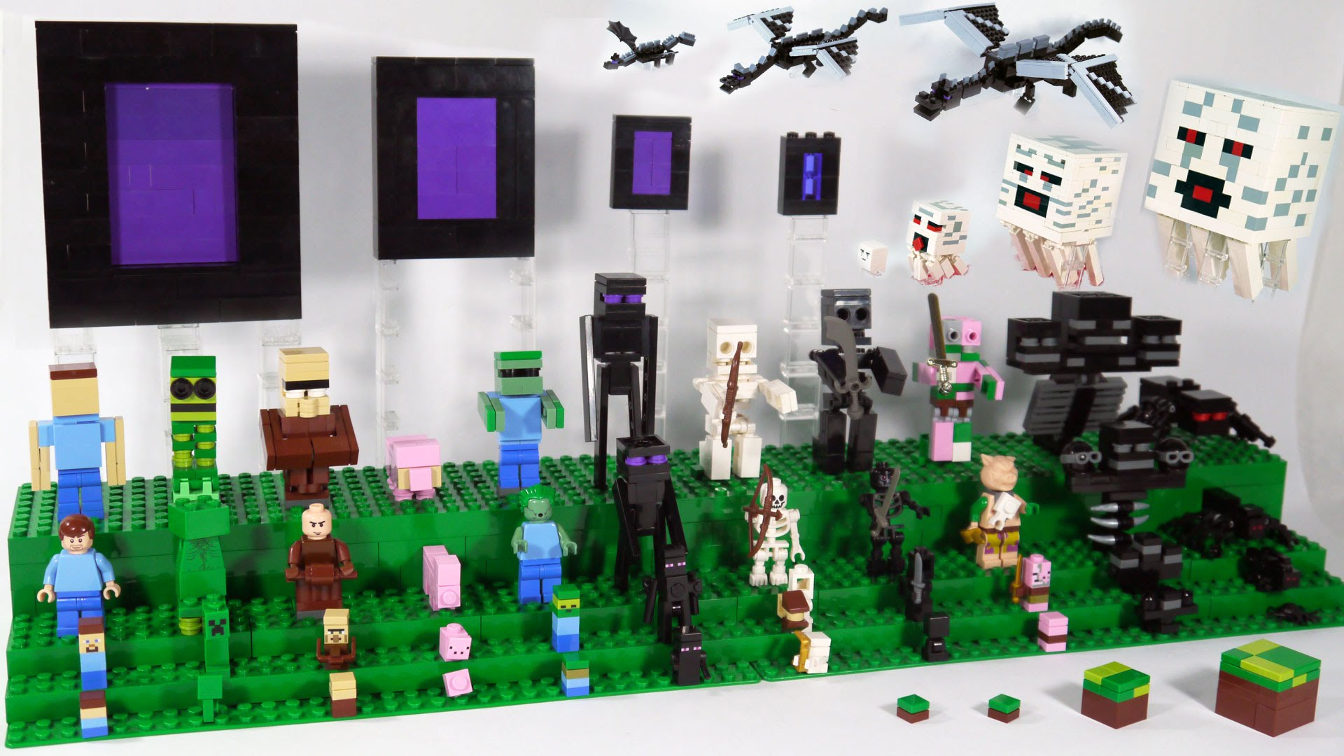 Minecraft Mobs Pictures Is Cool Wallpapers